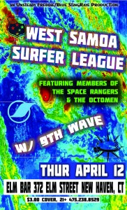 West Samoa Surfer League